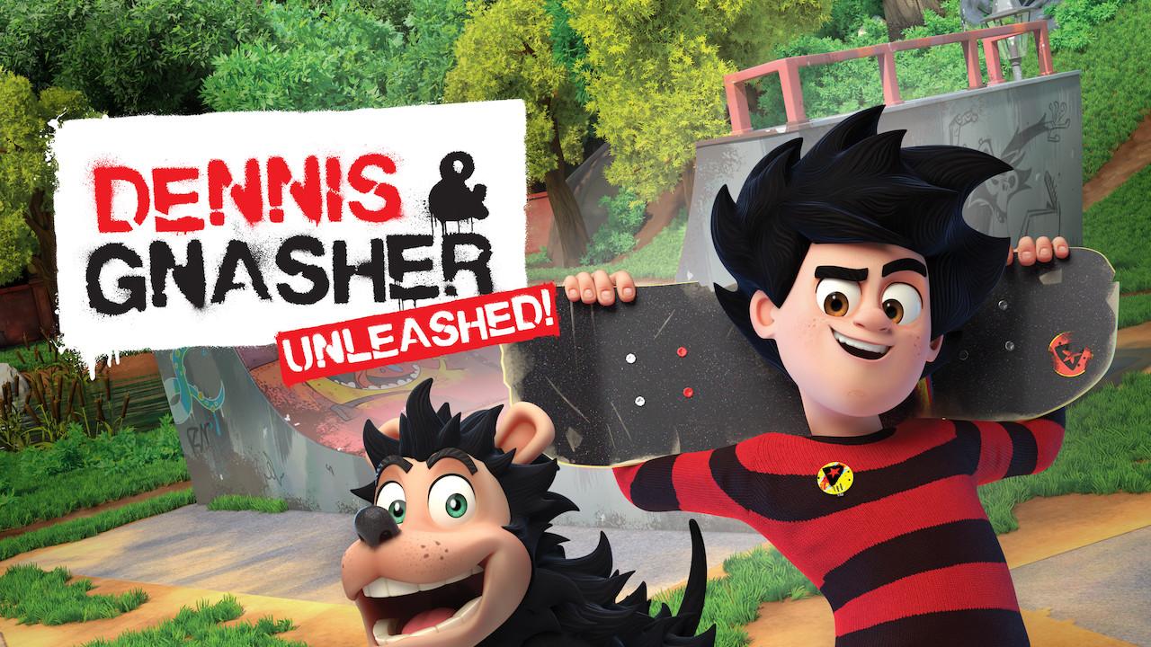 Dennis and Gnasher Unleashed on Netflix USA