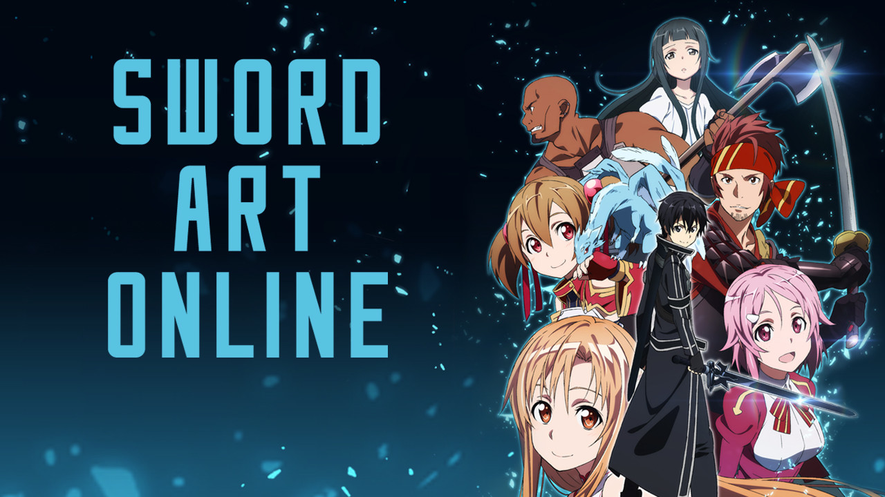 Sword Art Online on Netflix USA