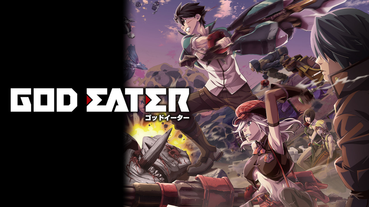 God Eater on Netflix USA