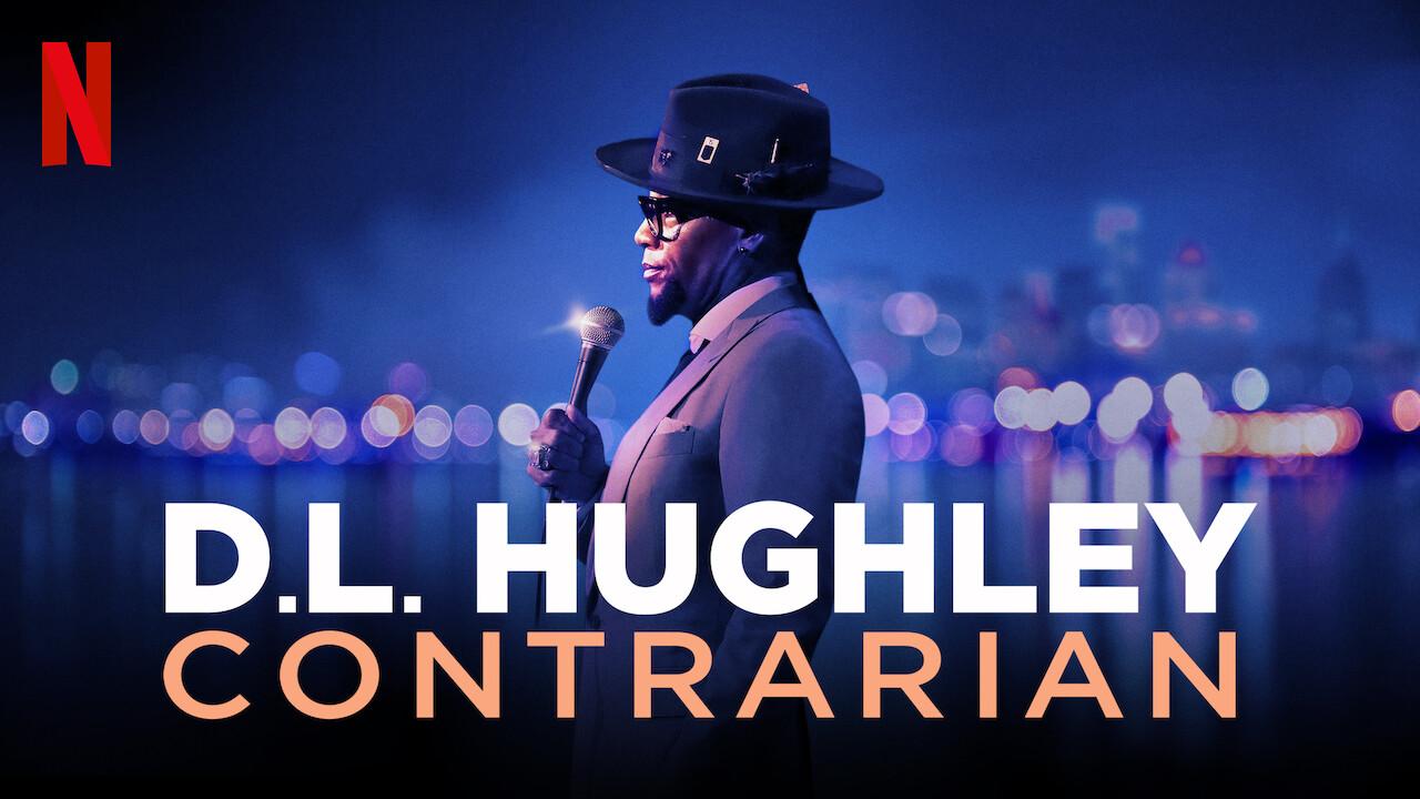 D.L. Hughley: Contrarian on Netflix USA