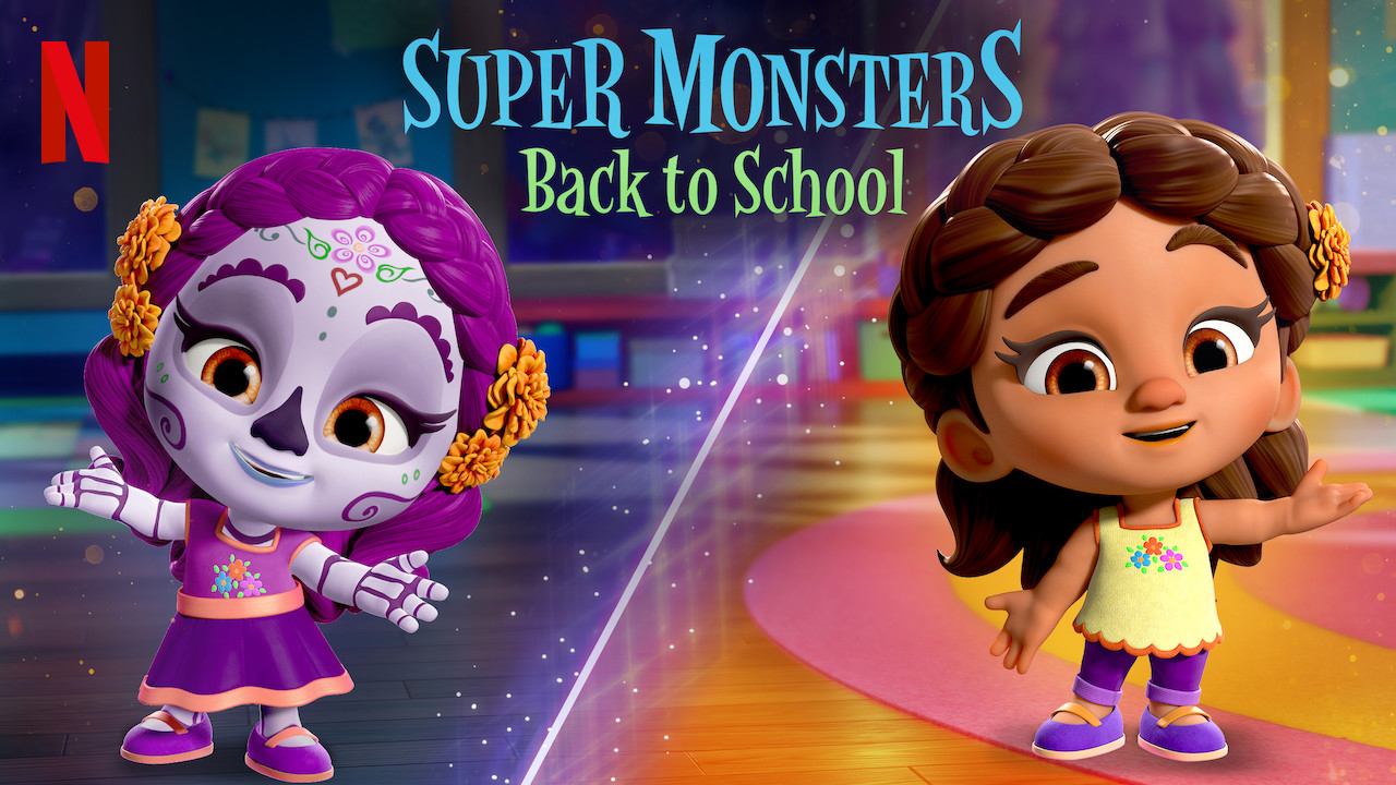 Super Monsters Back to School on Netflix USA