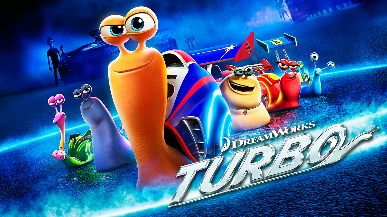 Turbo on Netflix USA