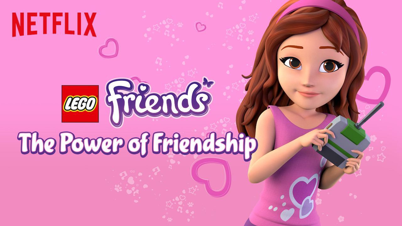 Is Lego Friends The Power Of Friendship Available To Watch On