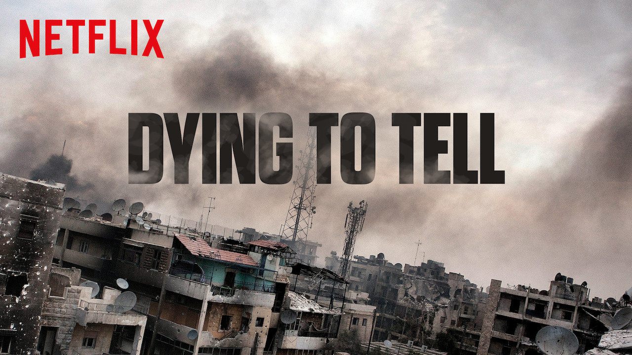 Dying to Tell on Netflix USA