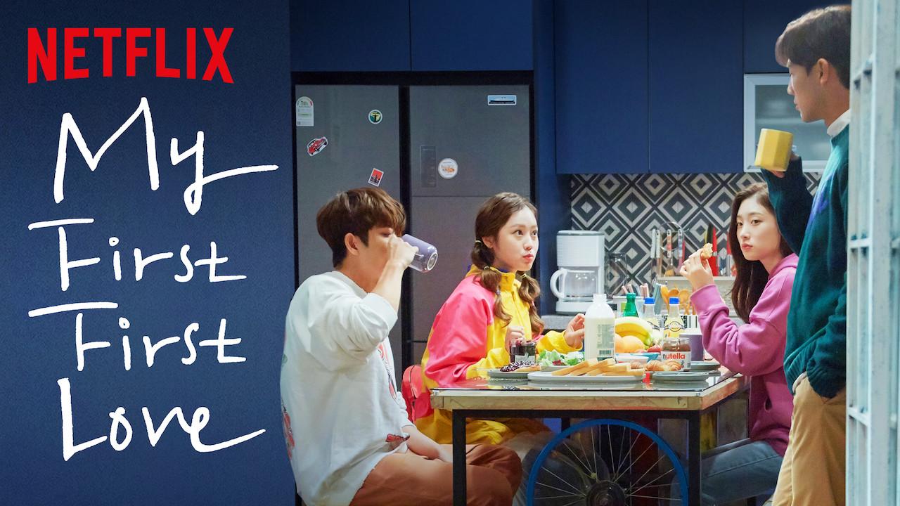 My First First Love on Netflix USA