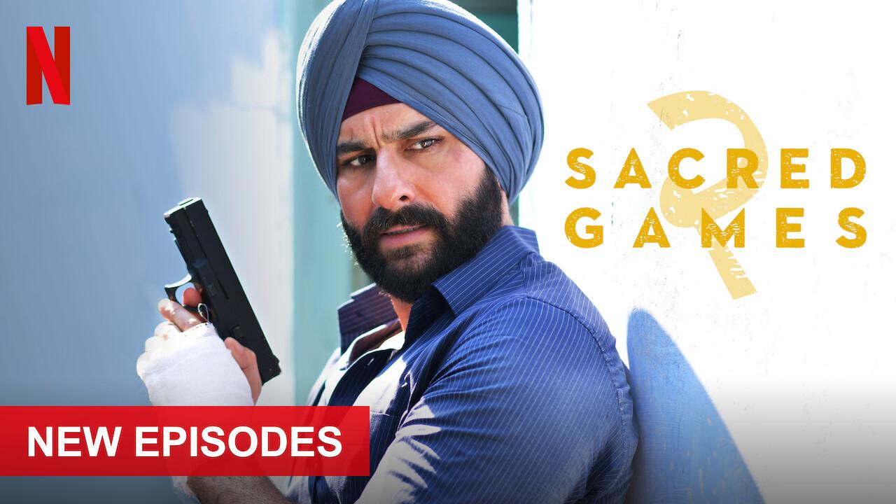 Sacred Games on Netflix USA