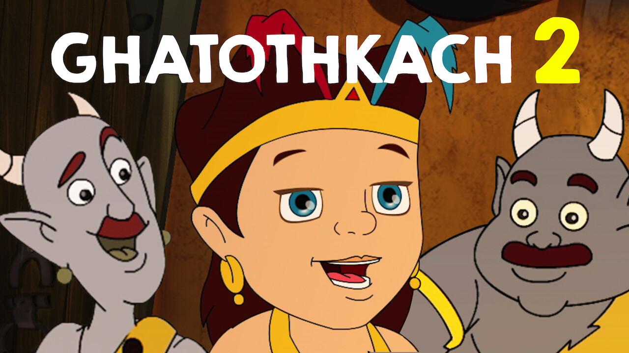 Ghatothkach 2 on Netflix USA