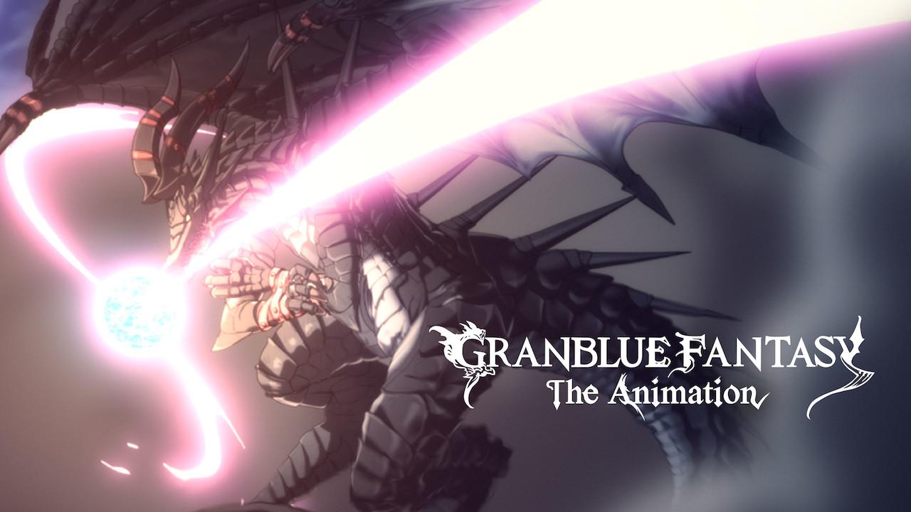 GRANBLUE FANTASY the Animation on Netflix USA