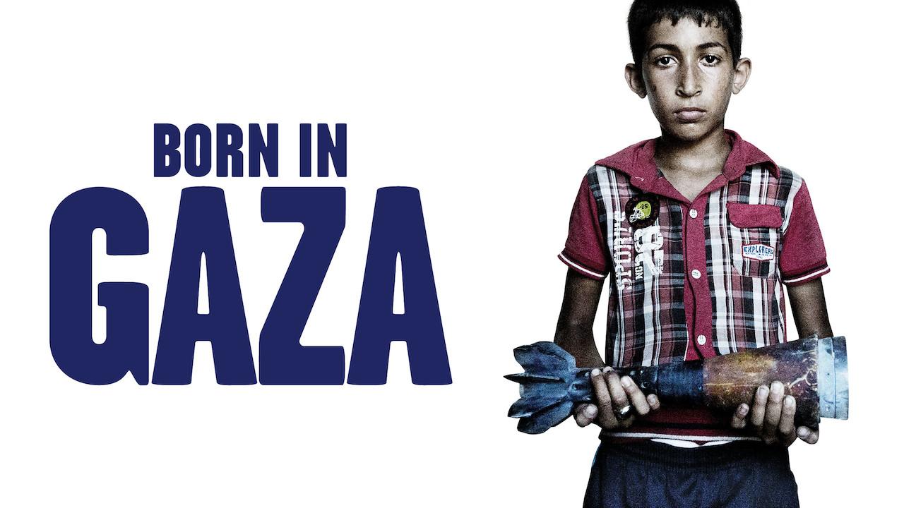 Born in Gaza on Netflix USA