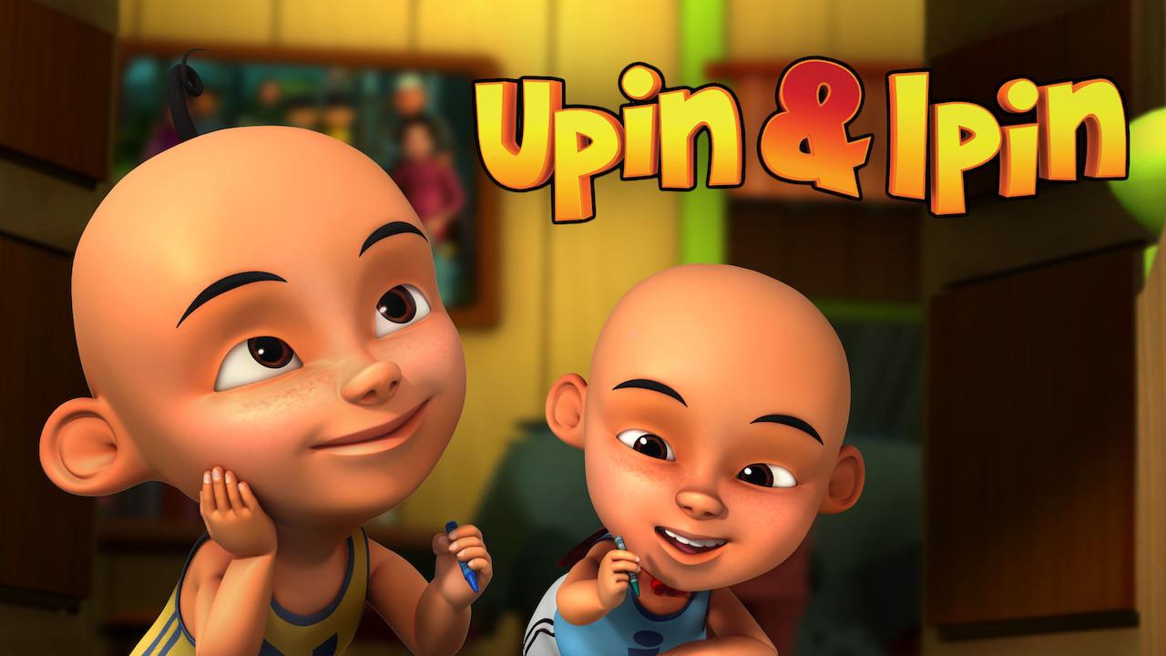 Upin & Ipin on Netflix USA