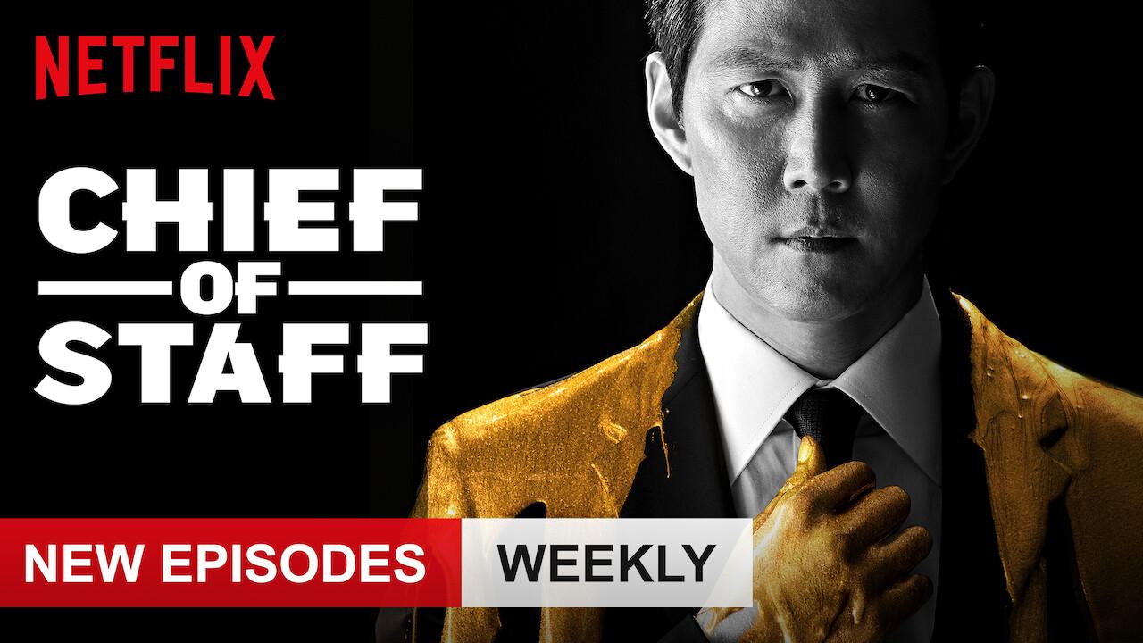Chief of Staff on Netflix USA