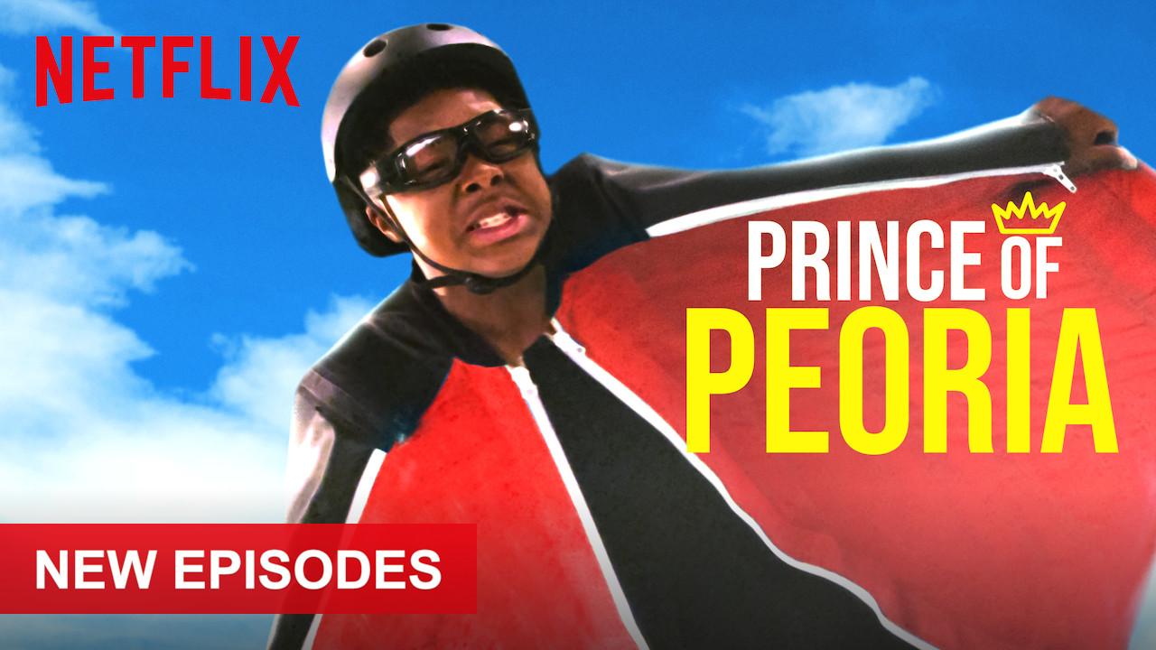 Prince of Peoria on Netflix USA