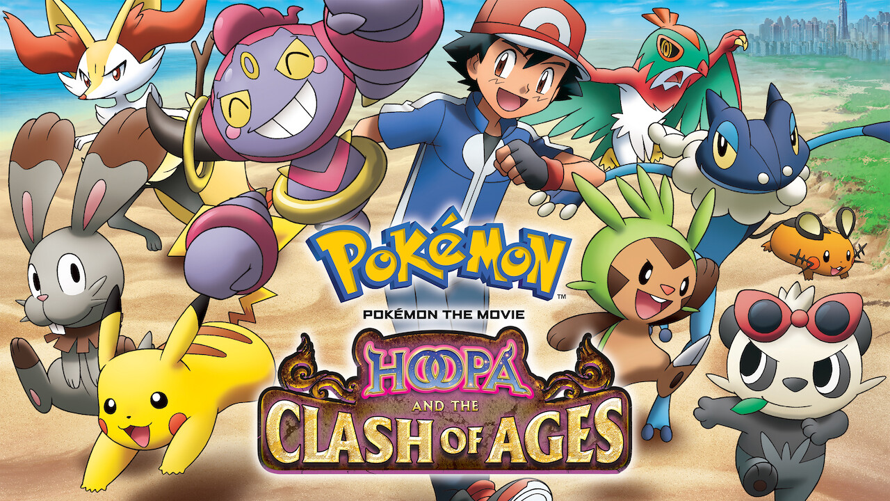 Is Pok Mon The Movie Hoopa And The Clash Of Ages Available To