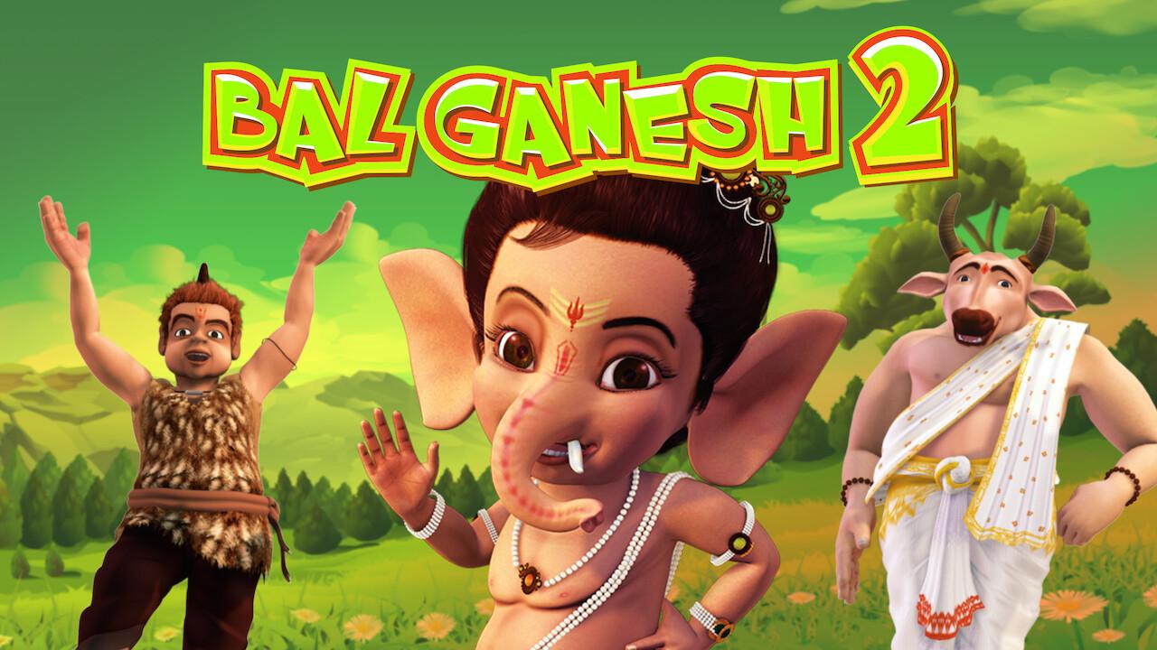 Bal Ganesh 2 on Netflix USA