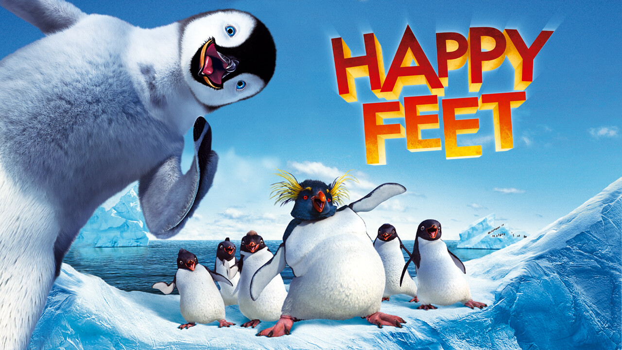 Happy Feet Stream