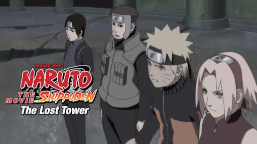 Naruto Shippuden: The Movie | Netflix
