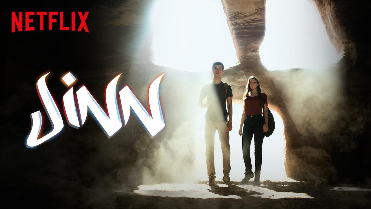 Jinn on Netflix USA