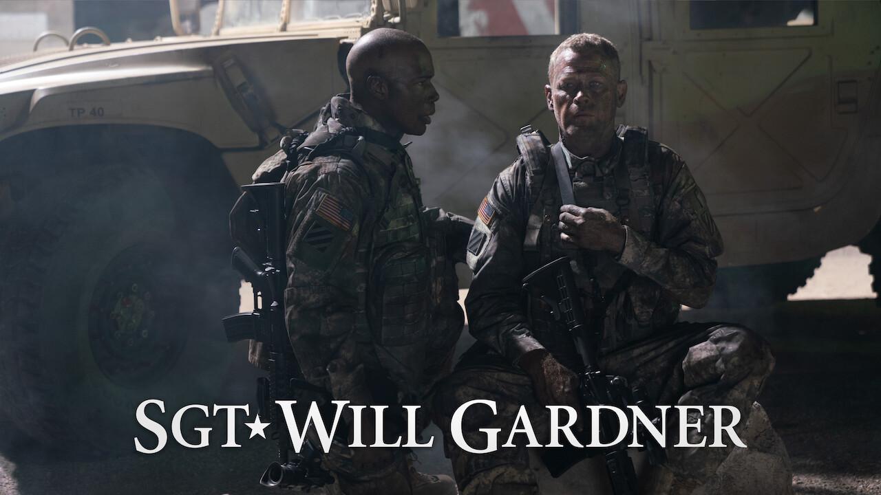 SGT. Will Gardner on Netflix USA