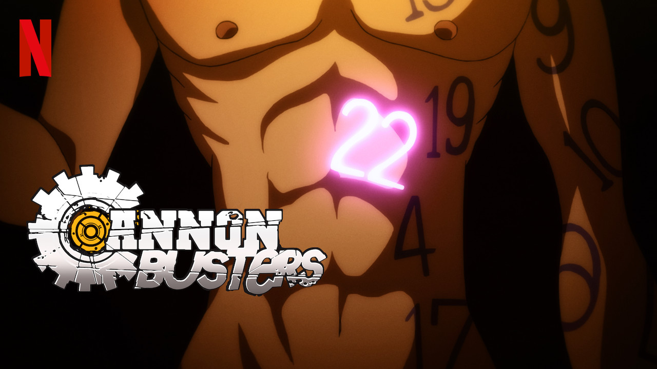 Cannon Busters on Netflix USA