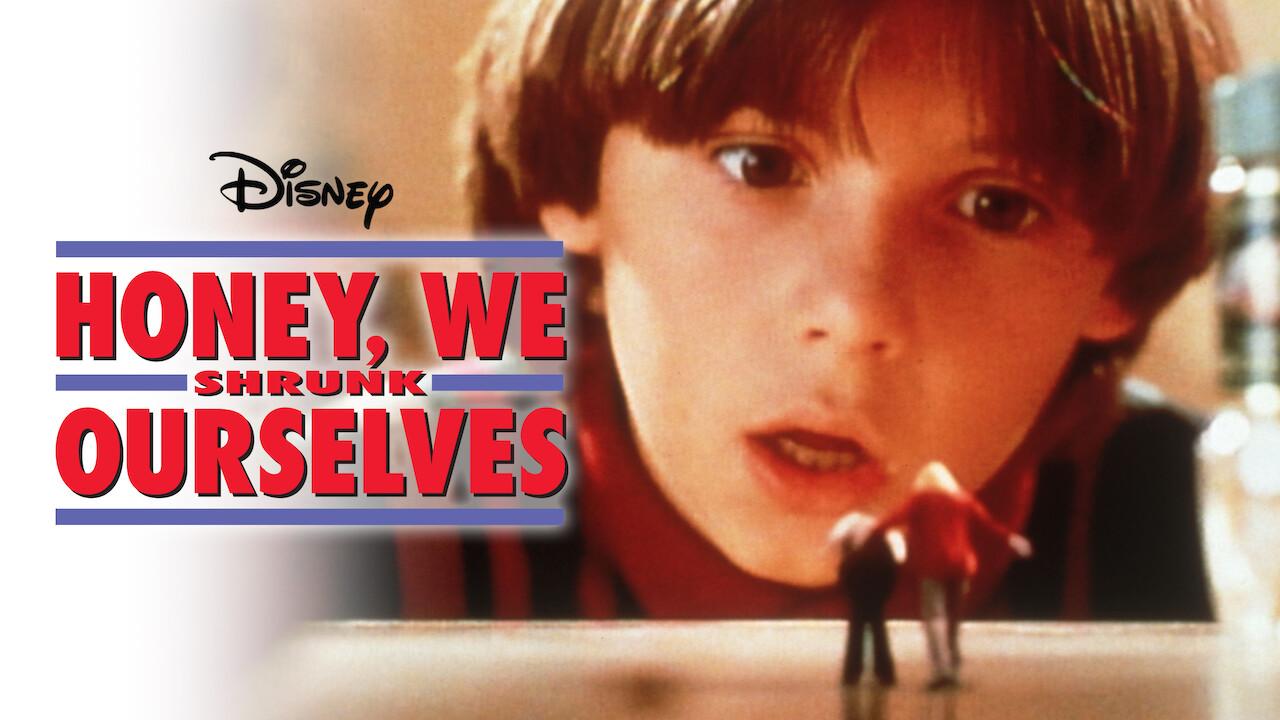 Honey We Shrunk Ourselves Netflix