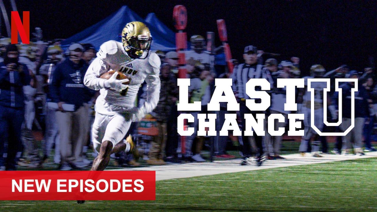 Last Chance U on Netflix USA