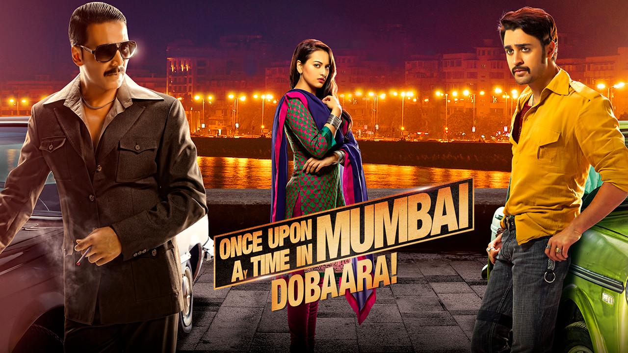 Once Upon a Time in Mumbai Dobaara! on Netflix USA