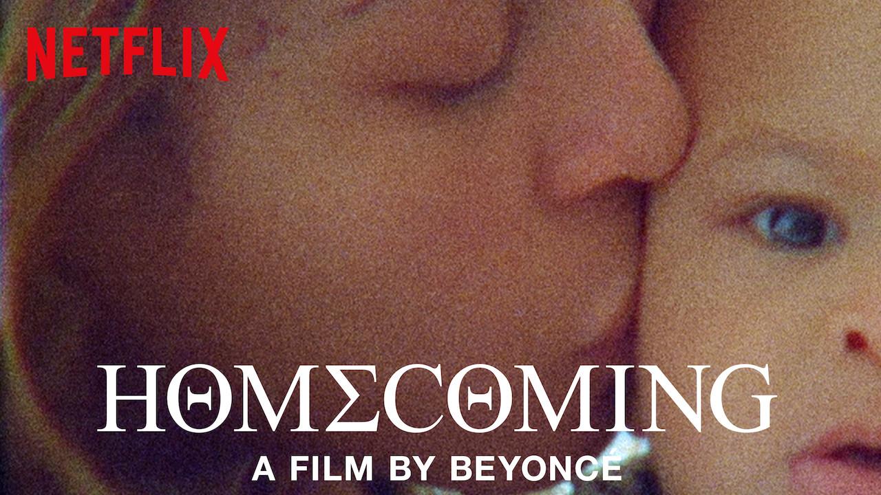 HOMECOMING: A film by Beyoncé on Netflix USA