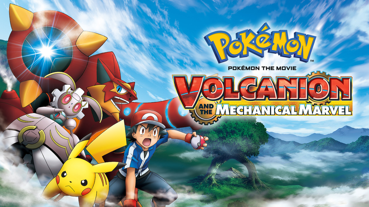 Is Pokemon The Movie Volcanion And The Mechanical Marvel Aka ポケモン ザ ムービーxy Z ボルケニオンと機巧のマギアナ Available To Watch On Netflix In America Newonnetflixusa