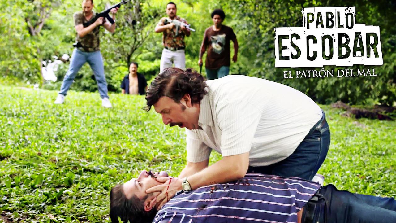 Is 'Pablo Escobar, el patrón del mal' available to watch