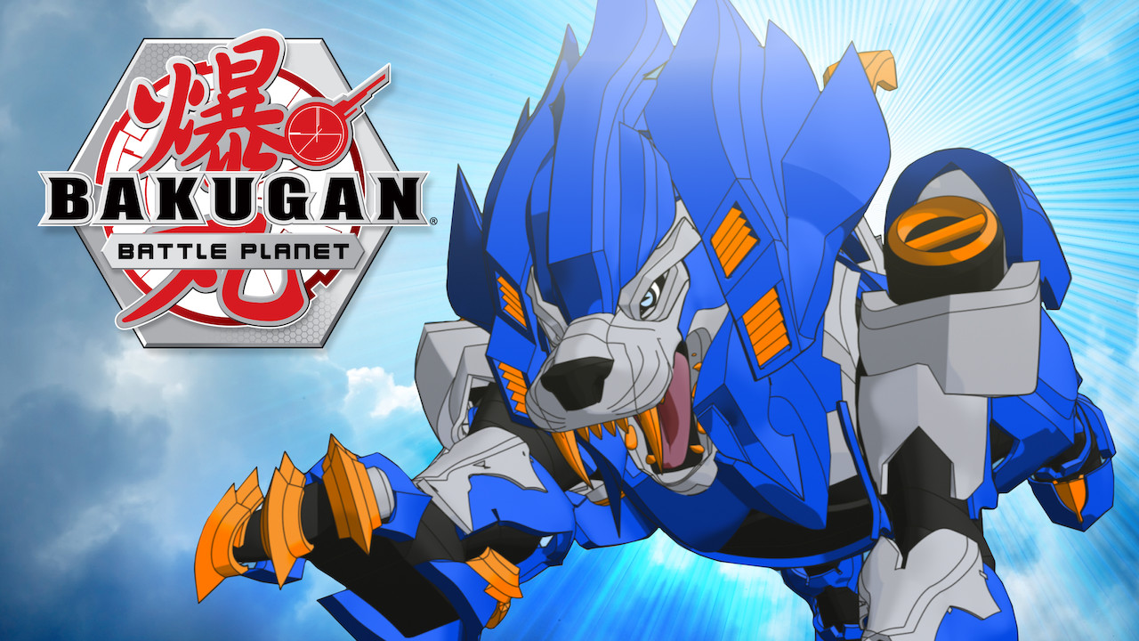 Bakugan: Battle Planet on Netflix USA