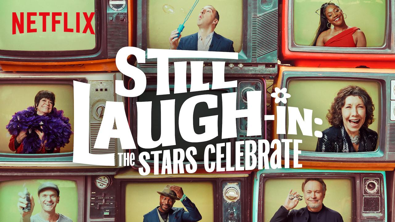 Still LAUGH-IN: The Stars Celebrate on Netflix USA