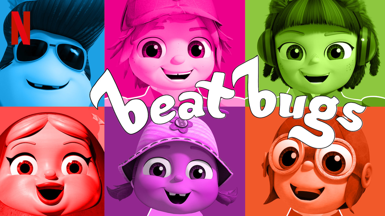 Beat Bugs on Netflix USA