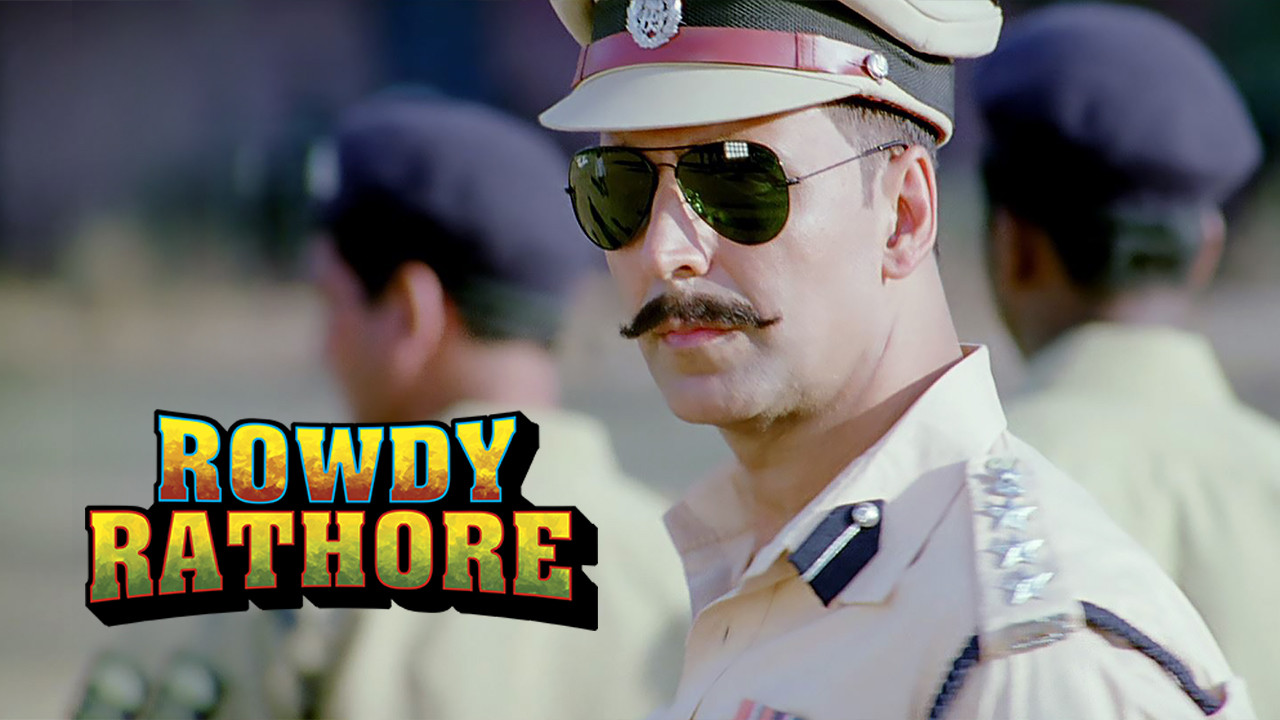 Is 'Rowdy Rathore' available to watch on Netflix in America