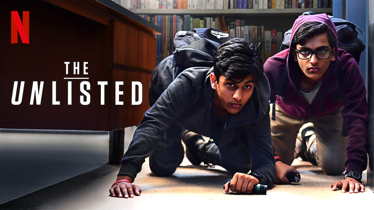 THE UNLISTED on Netflix USA