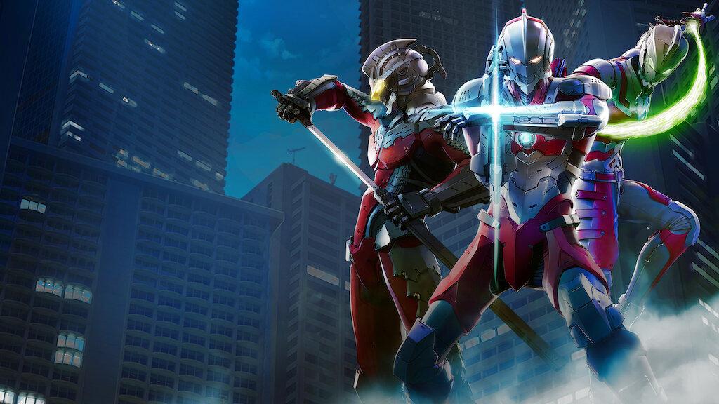 Ultraman   Site Oficial Netflix