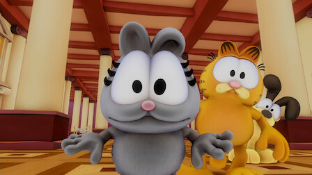 The Garfield Show Netflix