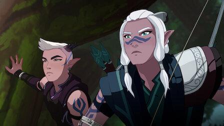 Le Prince des dragons | Site officiel de Netflix