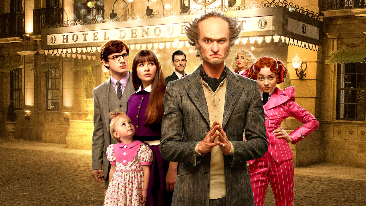 A Series of Unfortunate Events | Netflix Official Site