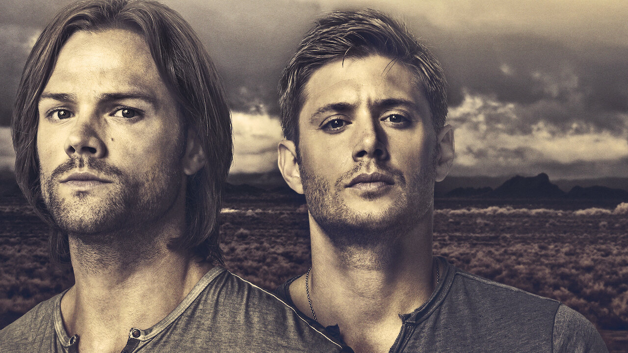supernatural viaplay