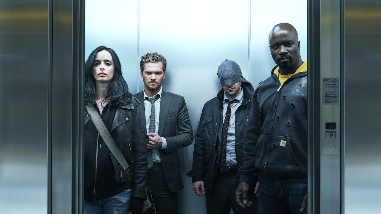 Marvel's The Defenders | Netflix Official Site MCU