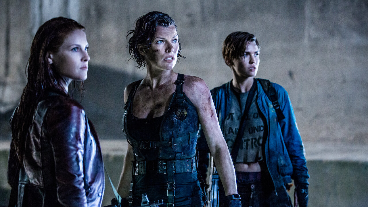 resident evil the final chapter stream free