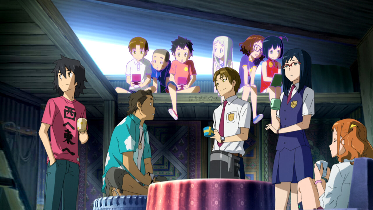 Anohana: The Flower We Saw That Day | Netflix