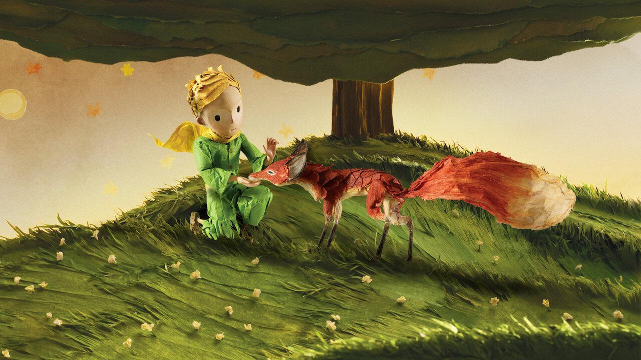 The Little Prince Netflix Official Site