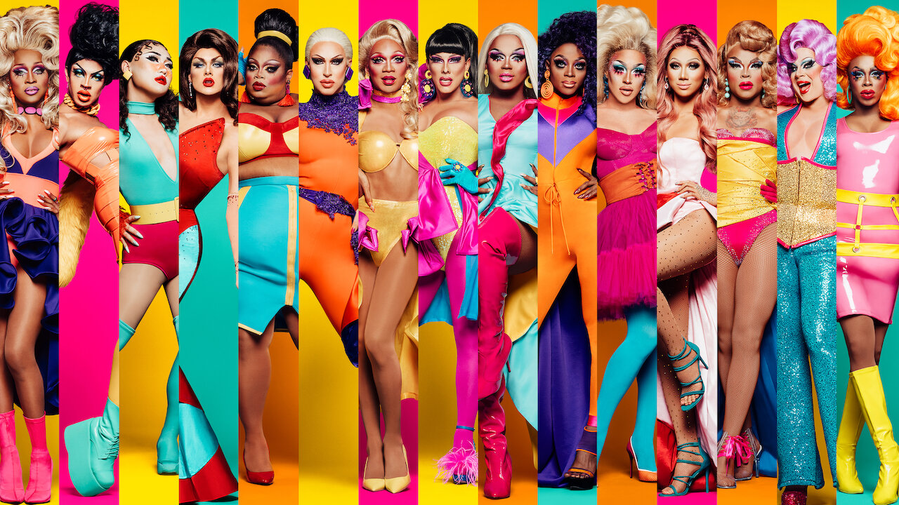 RuPaul's Drag Race | Netflix Official Site