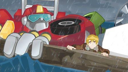 Transformers Rescue Bots Netflix