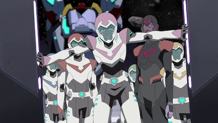 Voltron: Legendary Defender | Netflix Official Site