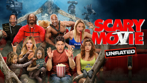 Scary Movie 3 Netflix