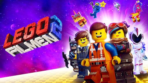 Lego Filmen Netflix