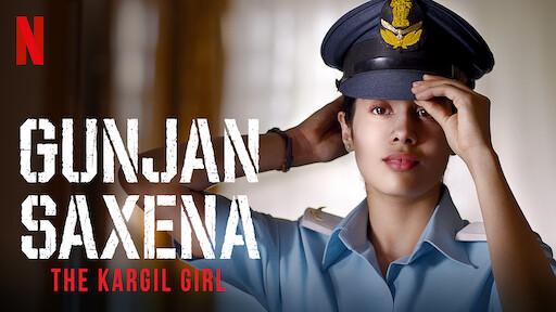 Gunjan Saxena The Kargil Girl Netflix Official Site