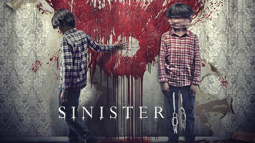 Sinister | horror movies on Netflix